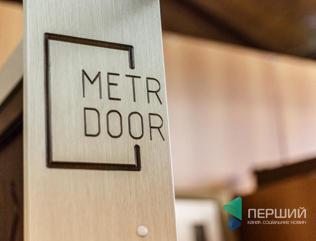 Серед Перших: MetrDoor показав, як насправді виготовляють високоякісні вхідні двері у Луцьку
