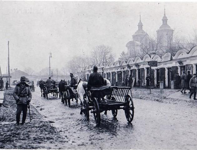 Володимир-Волинський на унікальній світлині 100 років тому. РЕТРОФОТО
