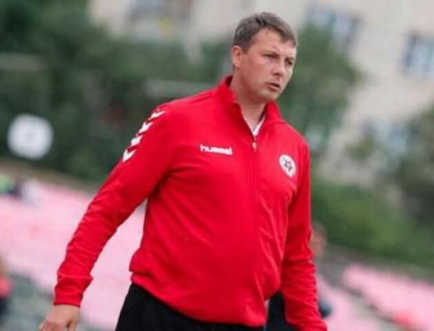 «Мені дуже погано сьогодні», - головний тренер «Волині» підтвердив, що у нього COVID-19