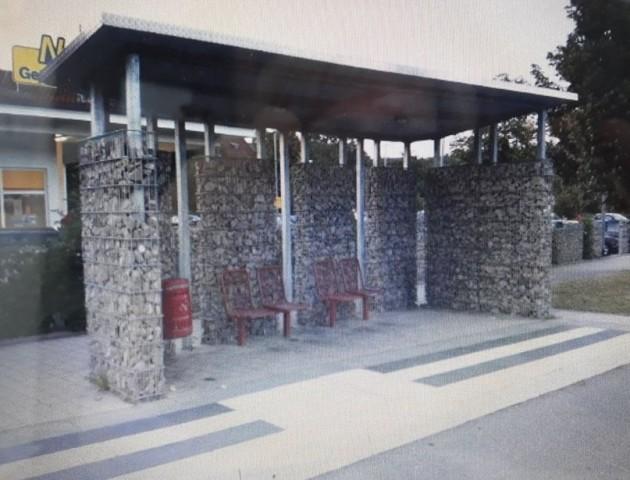 Біля Луцька можуть встановити кам'яні еко-зупинки