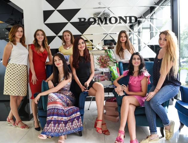 Учасниці «Пігмаліону 3D» побували у найпрестижнішому центрі краси «Bomond». ФОТО