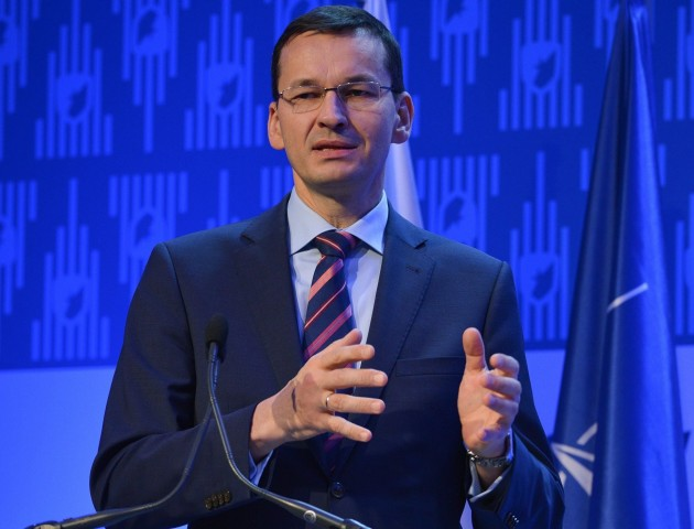 Новий прем'єр Польщі хоче поглибити та покращити відносини з Україною