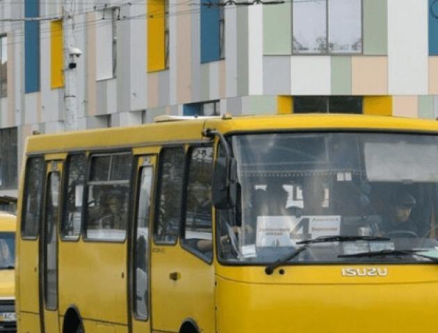 У Луцьку поки не відновлюють громадський транспорт