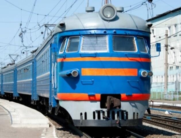На Волині декілька днів не курсуватиме потяг сполученням Ковель–Червоноград
