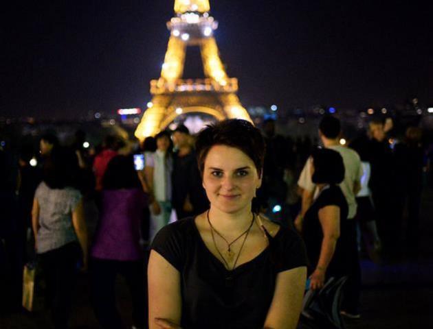 Волинянку запросили зняти весілля у Парижі