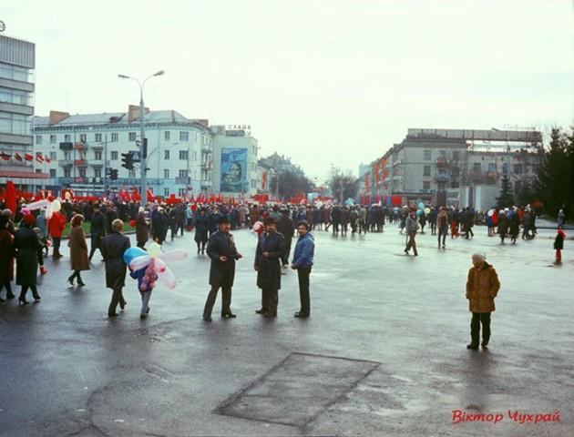 З червоними прапорами: показали, як святкували 900-річчя Луцька. ФОТО