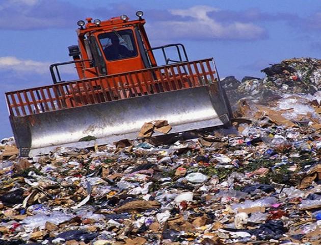 На Волині – катастрофа зі сміттям