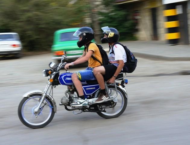 На Волині двоє підлітків травмувалися на мотоциклі