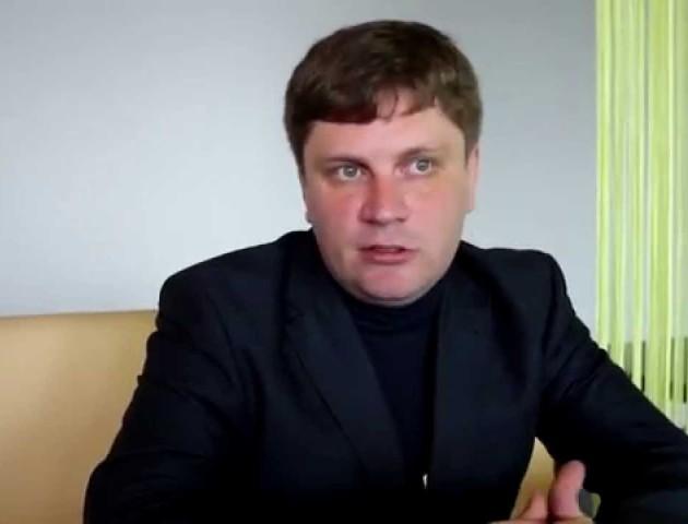 «Ніхто не звозив чиновників на зустріч з Порошенком. Це брехня», - заступник губернатора Волині