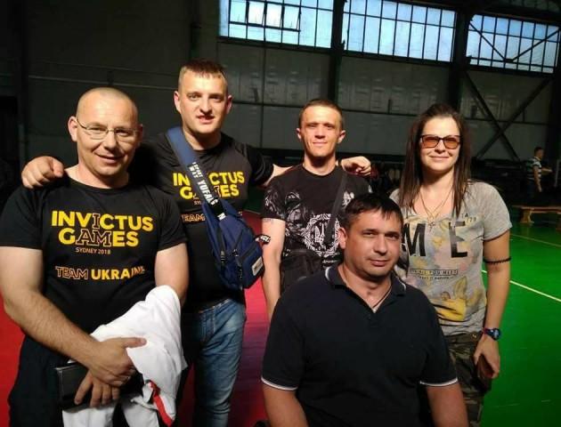 Волинські Герої поїхали на фінал «Ігор нескорених 2018»
