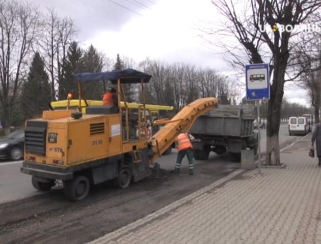 Коли у Луцьку закінчать ремонт дороги на Рівненській. ВІДЕО