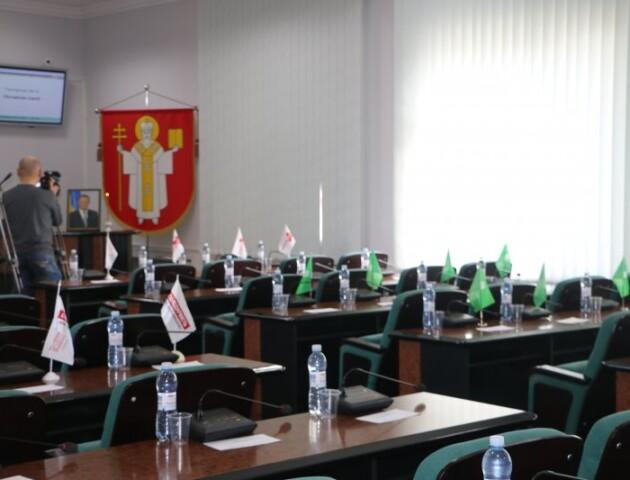 У Луцьку профспілкам заборонили будувати торгово-офісний центр