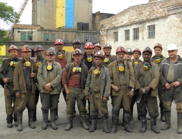 На зарплати шахтарям Уряд виділив півмільярда гривень