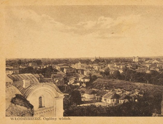 Володимиру – 1030 років: «раритетні» світлини міста. ФОТО