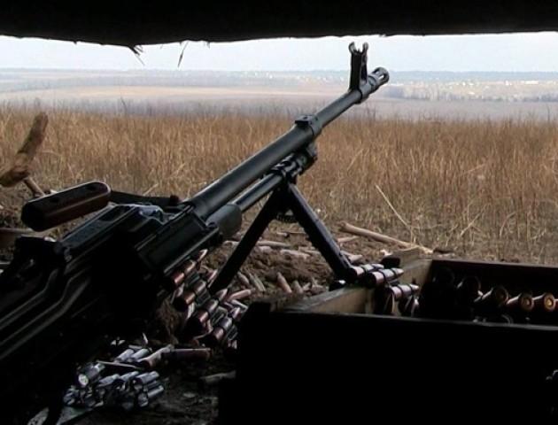 В зоні АТО загинув український воїн