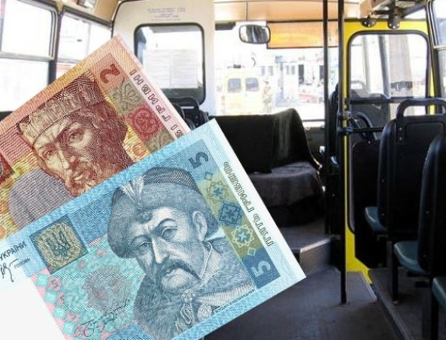 Лучани їздитимуть у маршрутках за 5 гривень. ВІДЕО