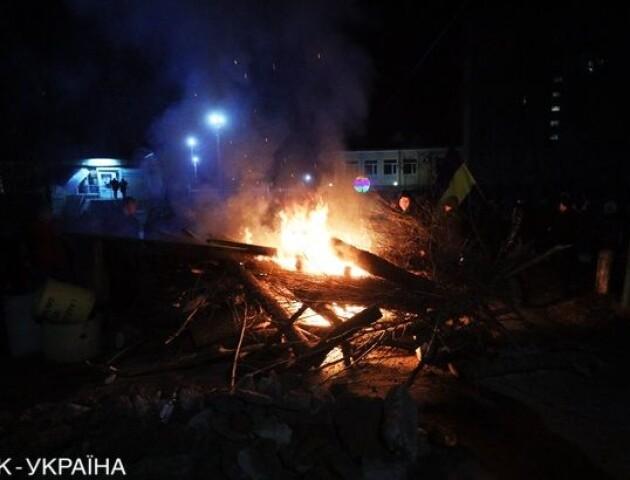 Сутички в Нових Санжарах. Поліція затримала 24 особи