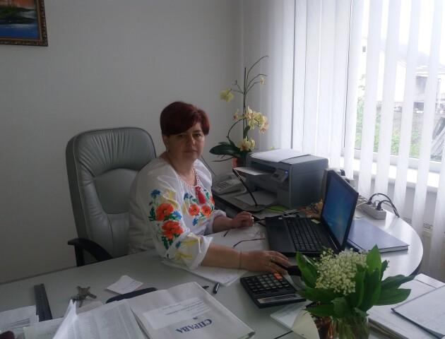 «Головне - бути вимогливою до себе», - Оксана Прокопюк про роботу у чоловічому колективі Волиньгазу
