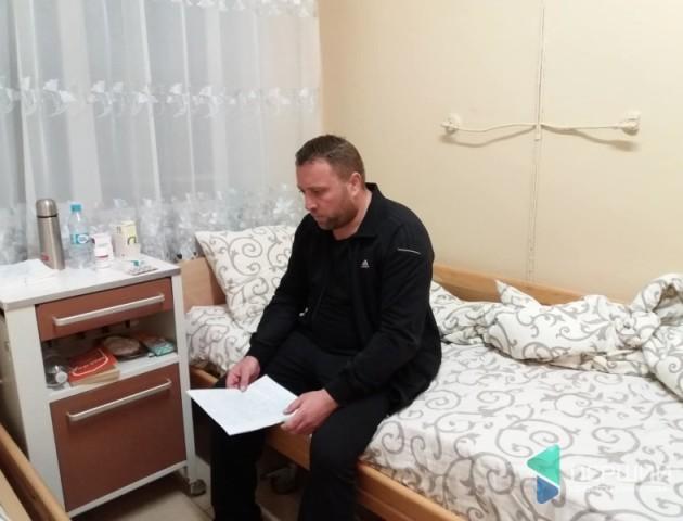 Рачков написав заяву на звільнення