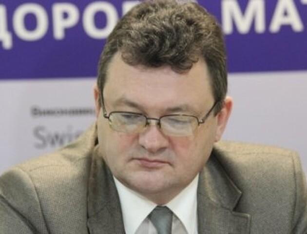Ігор Ващенюк звільнився з посади головного медика Волині