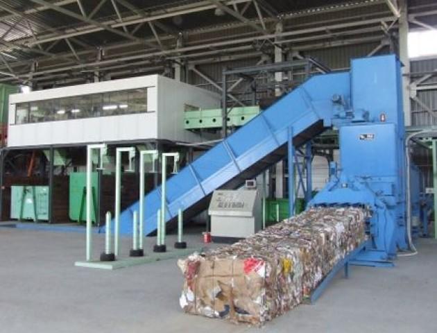 Для майбутнього заводу з переробки сміття під Луцьком сортування непотрібне