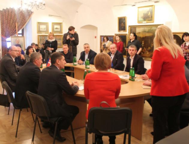 Керівники громад заснували «Волинську економічну лігу». ВІДЕО