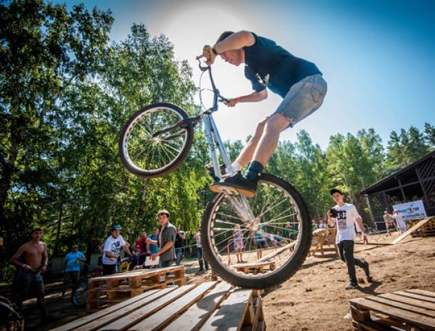 У Луцьку проведуть чемпіонат з велотріалу