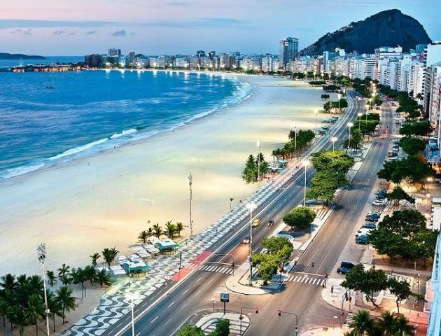 Ресіфі, Бразилія: луцький пластун розпочав навколосвітню подорож