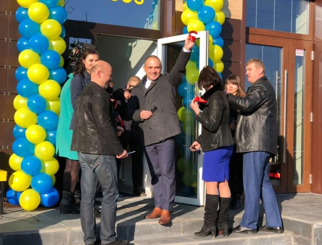 Укрпошта відкрила у Луцьку поштове відділення нового формату