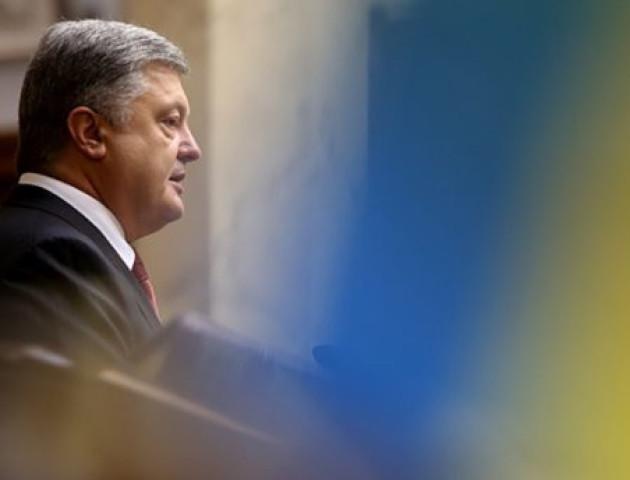 Порошенко підписав закон, який стосується кожного українця