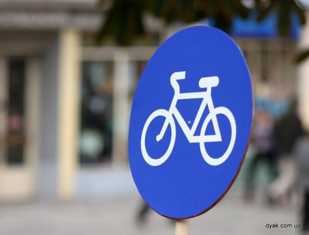 В Україні велодоріжки стануть обов'язковими