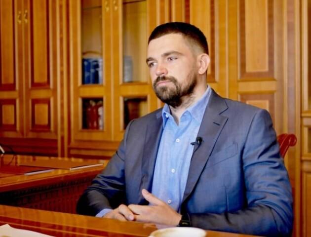 Нового голову Волинської ОДА буде представляти заступник Богдана