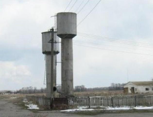 У Луцьку списали аварійну водонапірну башту