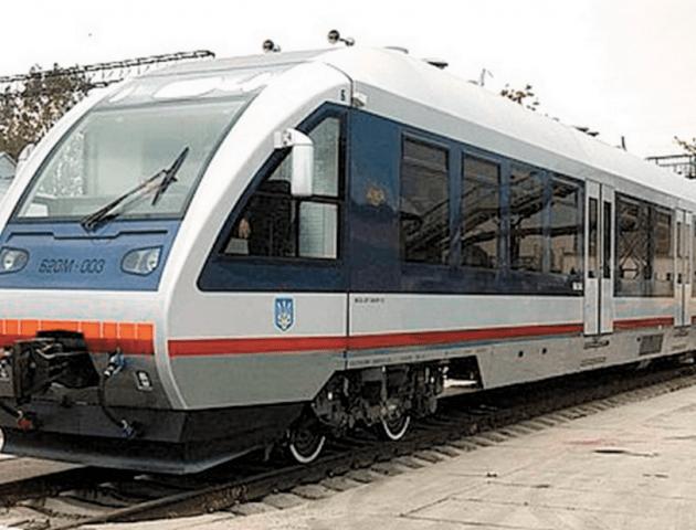 Рейковий автобус «Луцьк-Львів» тимчасово не курсуватиме