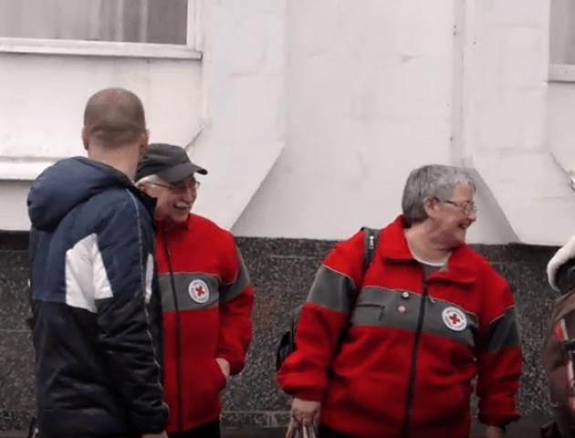 Яку допомогу привезли на Волинь німецькі благодійники. ВІДЕО