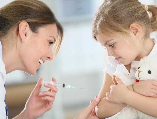 Рівень вакцинації луцьких школярів дуже низький