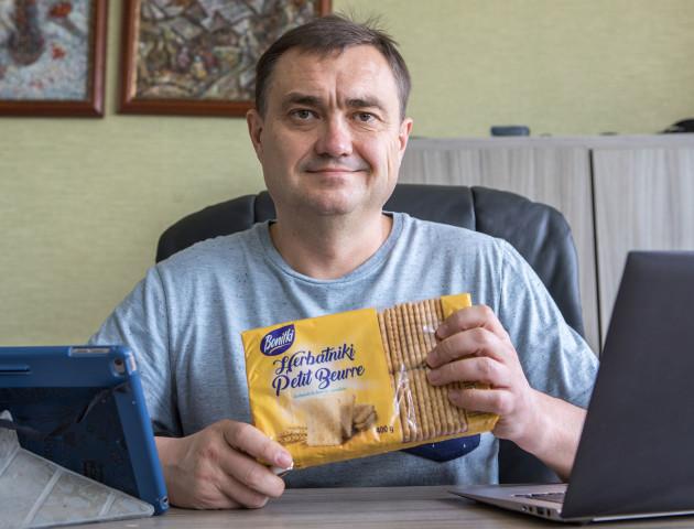 Як українська компанія «Ярич» стала лідером на внутрішньому ринку печива