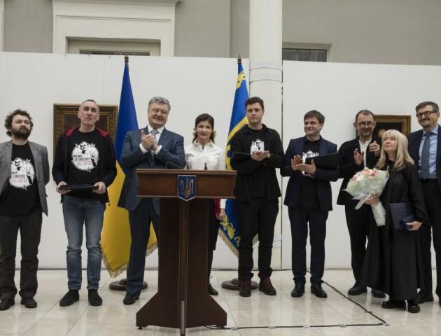 Стали відомі лауреати Шевченківської премії-2018