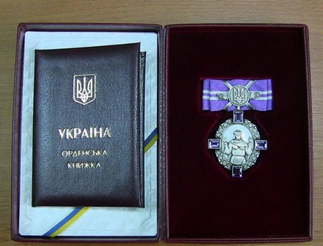 Порошенко нагородив двох волинянок орденами