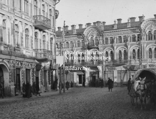 У 1930-х луцького бізнесмена Кронштейна посадили за недоглянуті будинки