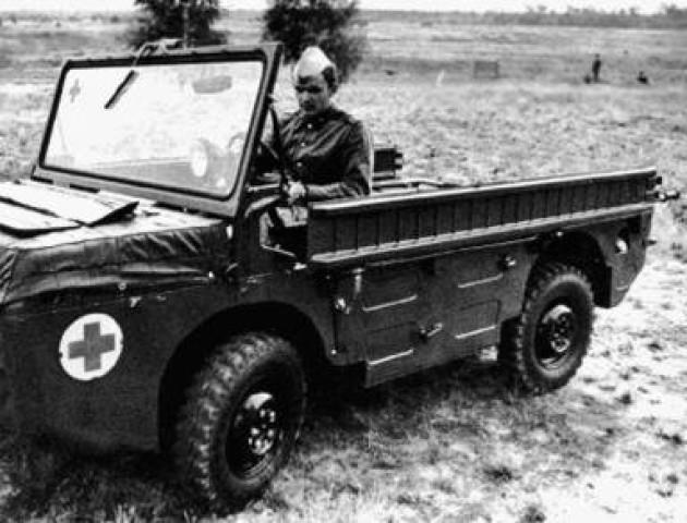 У Луцьку виготовляли автомобілі для озброєння радянської армії. ФОТО