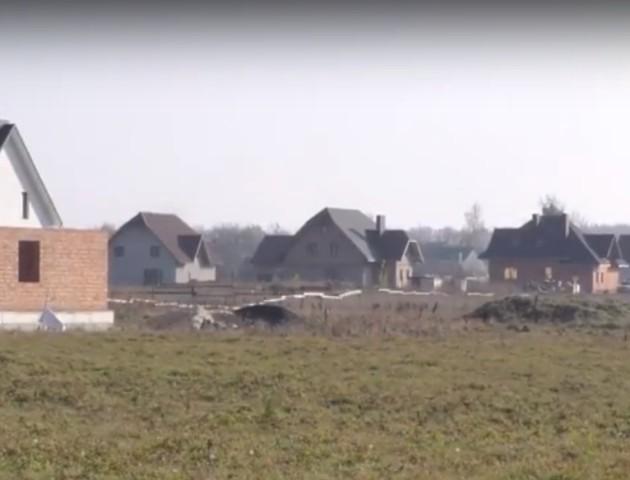 Частина села під Луцьком - третій рік без світла. ВІДЕО