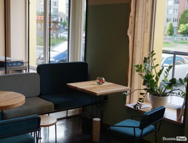 У Луцьку відкрилась кав'ярня-пекарня