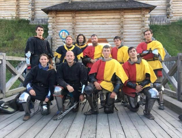 Луцькі лицарі здобули перемогу на всеукраїнському чемпіонаті
