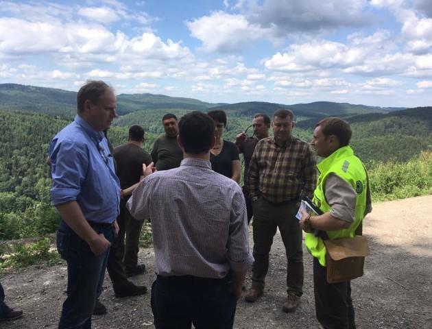 Про що домовлялася делегація українських лісівників, яка працювала в Австрії. ВІДЕО