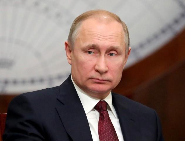 Путін розповів,  чому відмовляється говорити з Порошенком по телефону