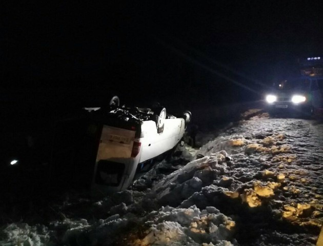 Подробиці аварії за участю автобуса з пасажирами на Волині