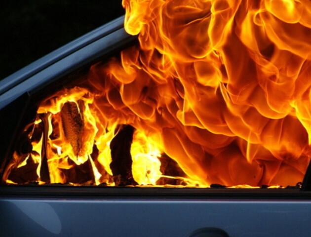 Біля Луцька спалили автомобіль головної редакторки інтернет-видання, – ЗМІ