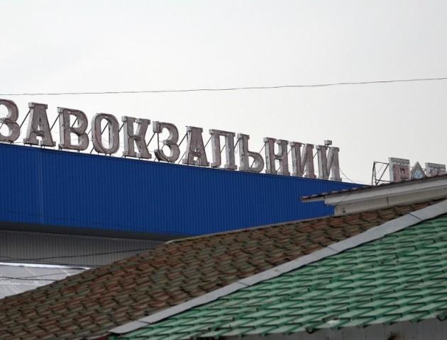 «Луцьким ринкам» дозволили поділити землю на Завокзальному ринку
