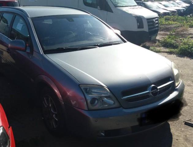 Волинські митники вилучили авто з саморобними реєстраційними номерами